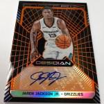 2018-19 Panini Obsidian Basketball Hits