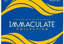 2019-20 Panini Immaculate Collegiate Basketball