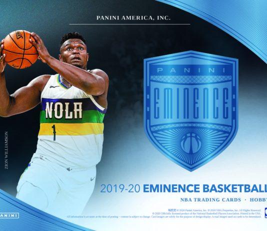 2019-20 Panini Eminence Basketball