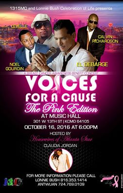 Voices for a Cause