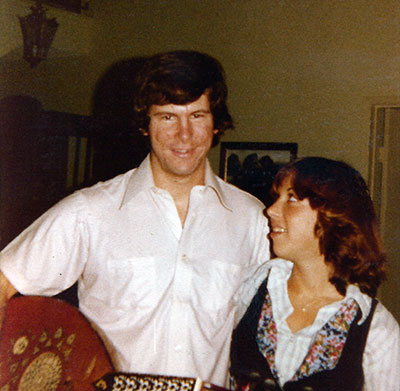 Hal and Fran Finney