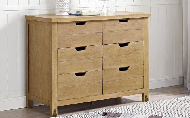 6 drawer baby dresser for only 169