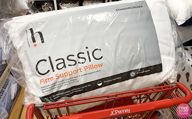 home expressions classic 2 pack pillow