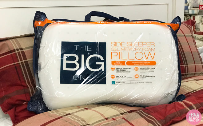 the big one pillow side sleeper online