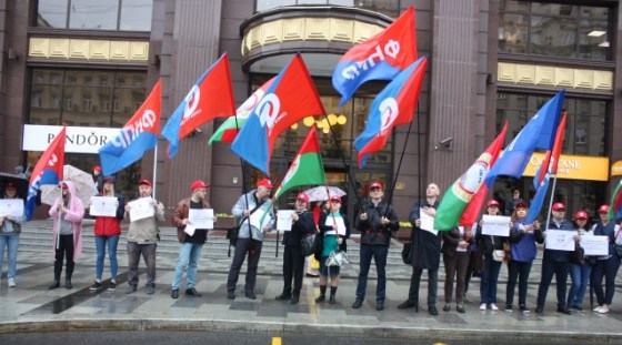 Nestle sales force workers across Russia confined to rooms and