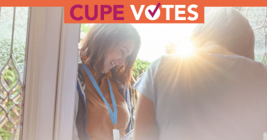 CUPE offers one day election workshop ahead of 2019 federal election