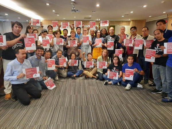 Release RCEP text immediately say unions