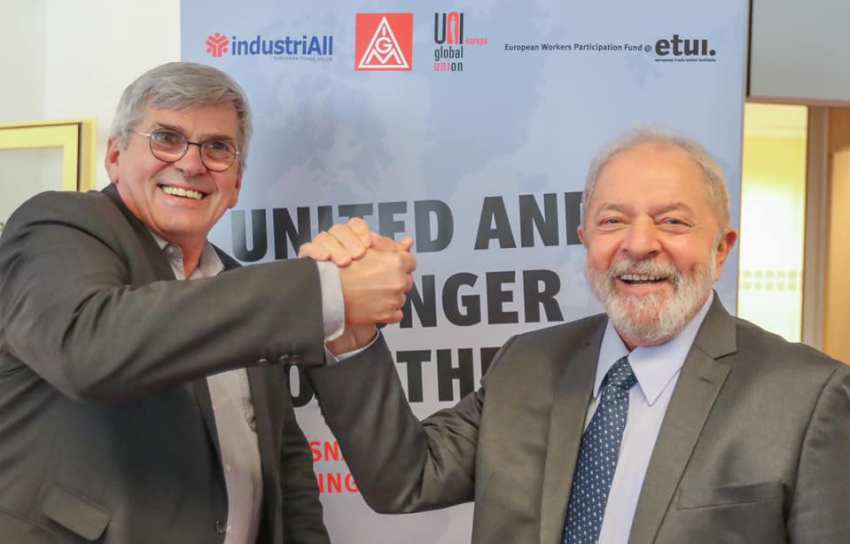 1584230393 89 Lula calls for global coalition against inequality