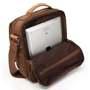 Ibagbar sholder bag back open
