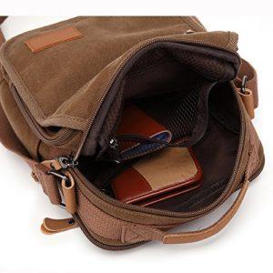 Ibagbar shoulder bag top open