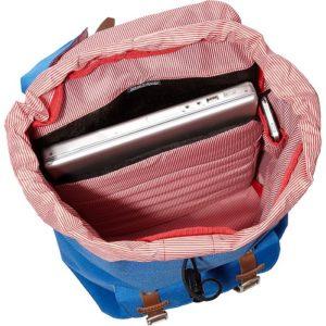 Little America Backpack inside