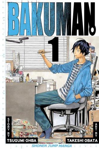 bakuman-vol-1