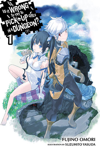 Is it wrong to pick up girls in a dungeon, volume 1