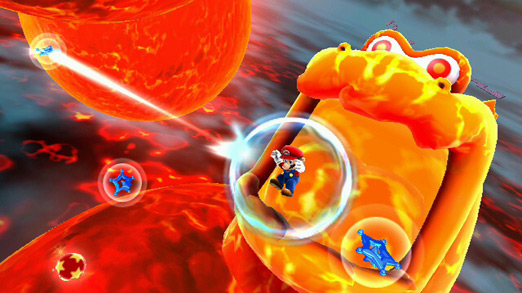 Super Mario Galaxy 2 (Image from mario.nintendo.com)