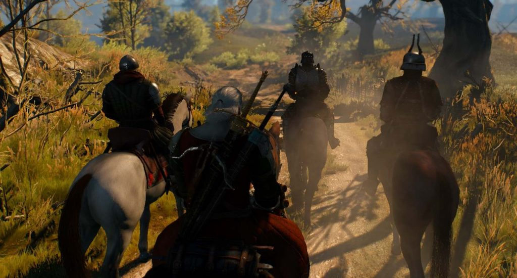 Witcher 3 a rare example of good NPC movement