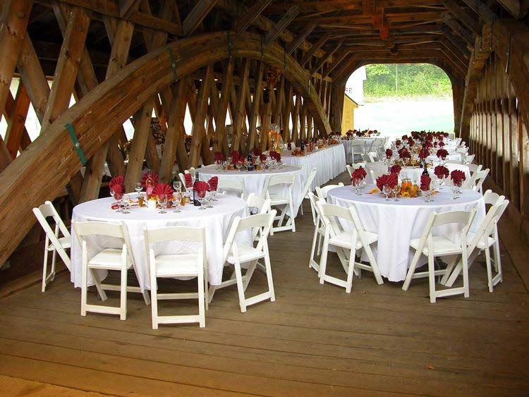 Have a Posh English Tea Party Wedding Reception - weddingfor1000.com