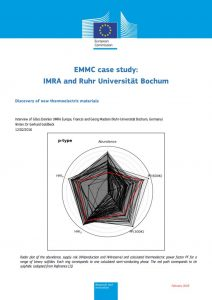 thumbnail of 2016-02-12-Discovery of new thermoelectric materials-IMRA-Bochum