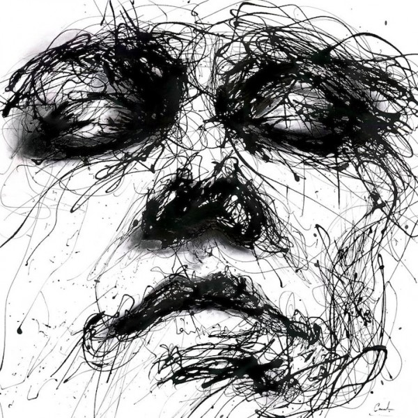Striking Portraits by Agnes Cecile