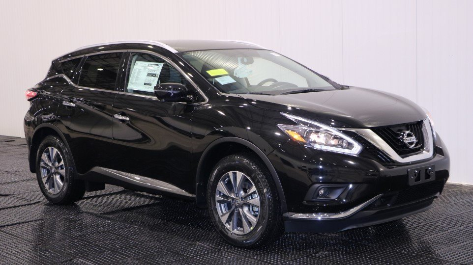 new 2018 nissan murano sl sport utility in quincy #ns39443 | quirk