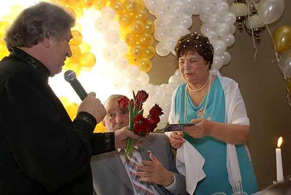 золотая свадьба сценарий конкурсы прикольные самый