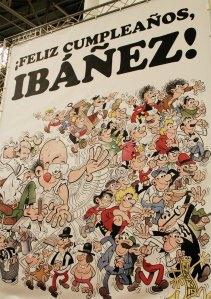 """Exposición """"Ibañez 80 años"""""""