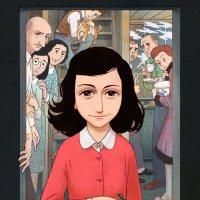 El diario de Anne Frank: la novela gráfica
