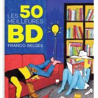 Los 50 mejores cómics franco belgas según les Inrocks