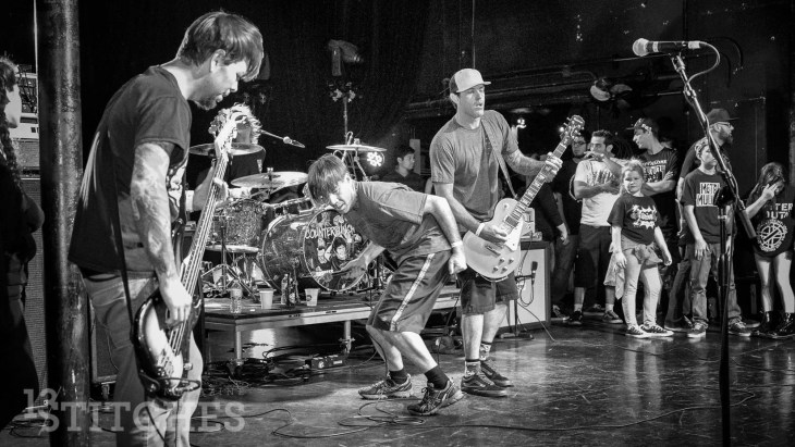 Guttermouth Brings Showmanship Back to Punk Rock