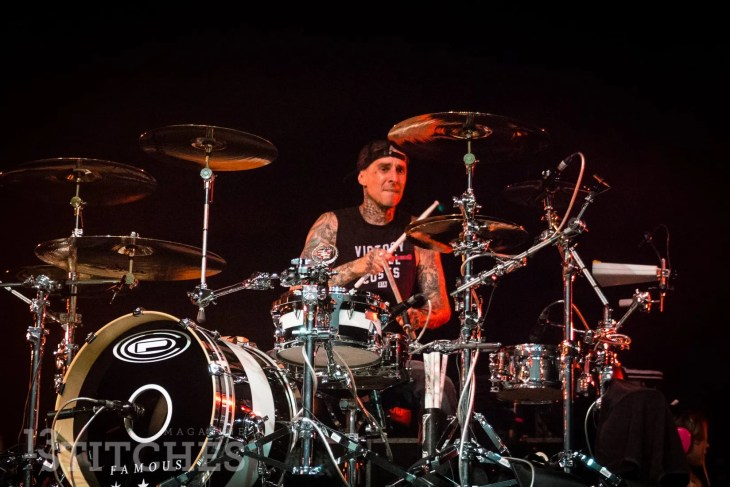 Blink 182 with Matt Skiba – Musink 2015
