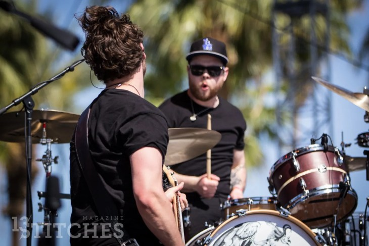 Royal Blood – Coachella 2015