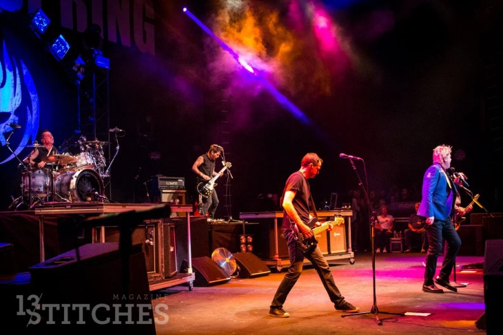 The Offspring – Pacific Amphitheater