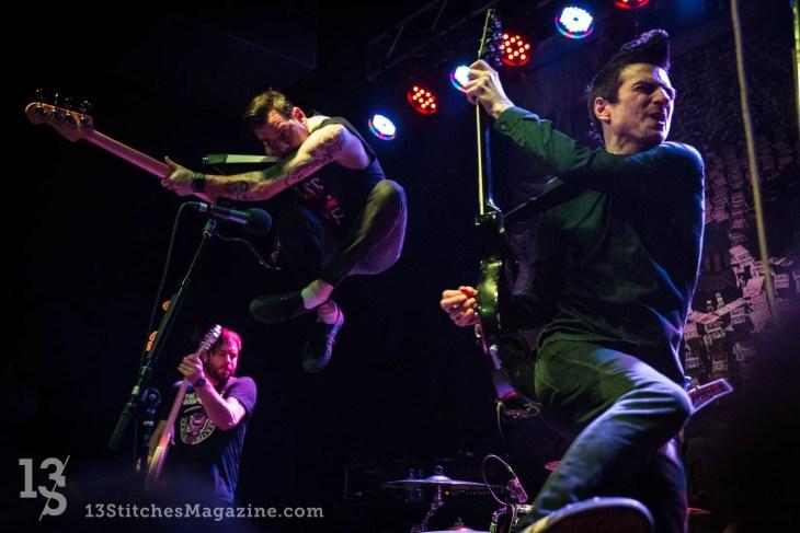 Anti-Flag 'Silence=Violence' 2018 U.S. Tour