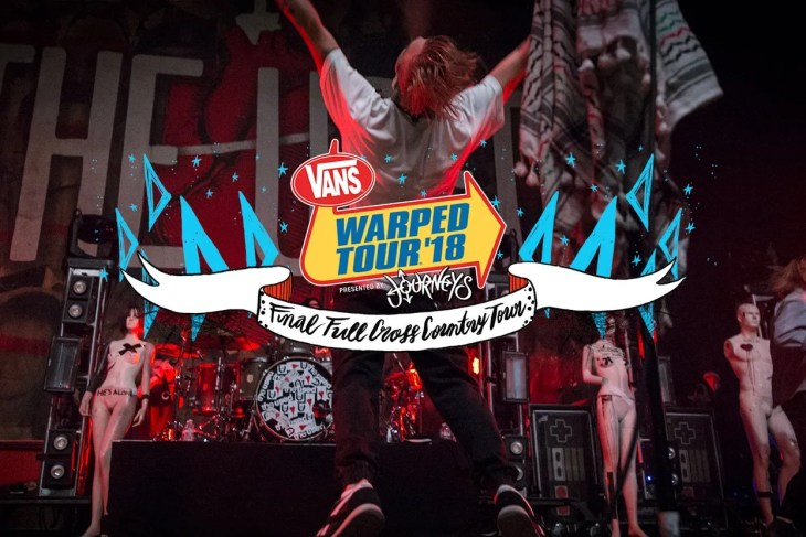 The Final Vans Warped Tour: Last Call