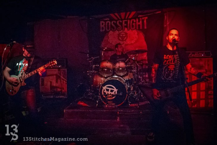 Bossfight – The Karman Bar