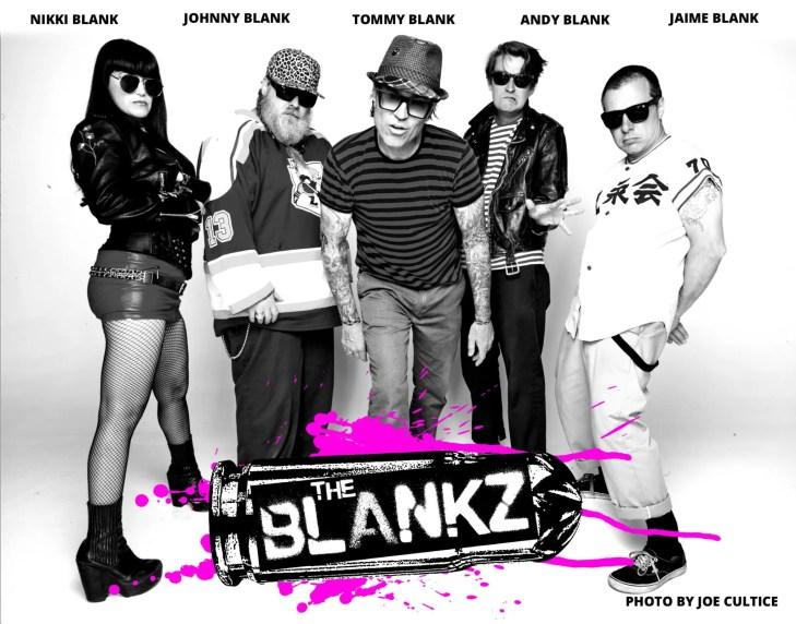"""I'm A Gun"" Is the Third 7-Inch by Phoenix, Arizona Punks The Blankz"