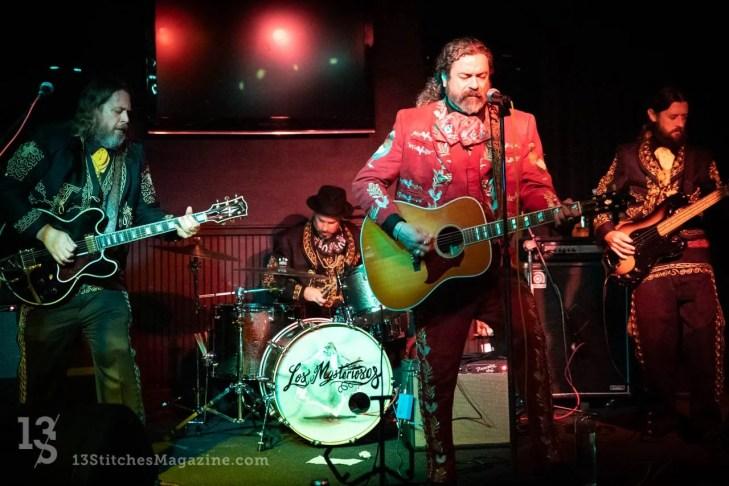 Los Mysteriosos at OC Tavern – 2018