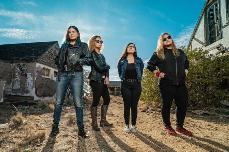 "LA Latina Punk Quartet Go Betty Go's ""Nothing Is More"" Out on Vinyl for the First Time Ever"