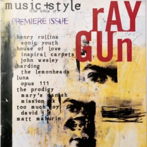 Raygun First Issue