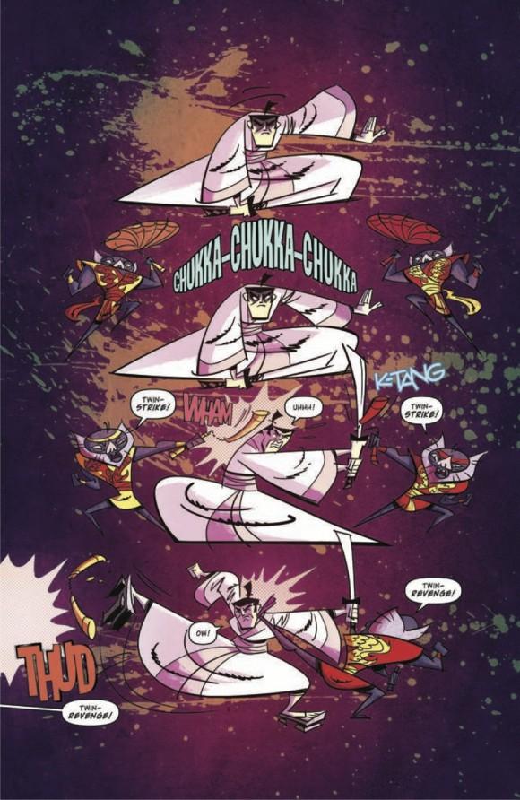 Inside Samurai Jack A Dream Job By JIM ZUB Plus