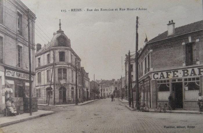 Rue des Romains