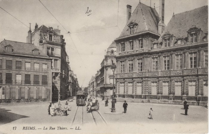 rue Thiers