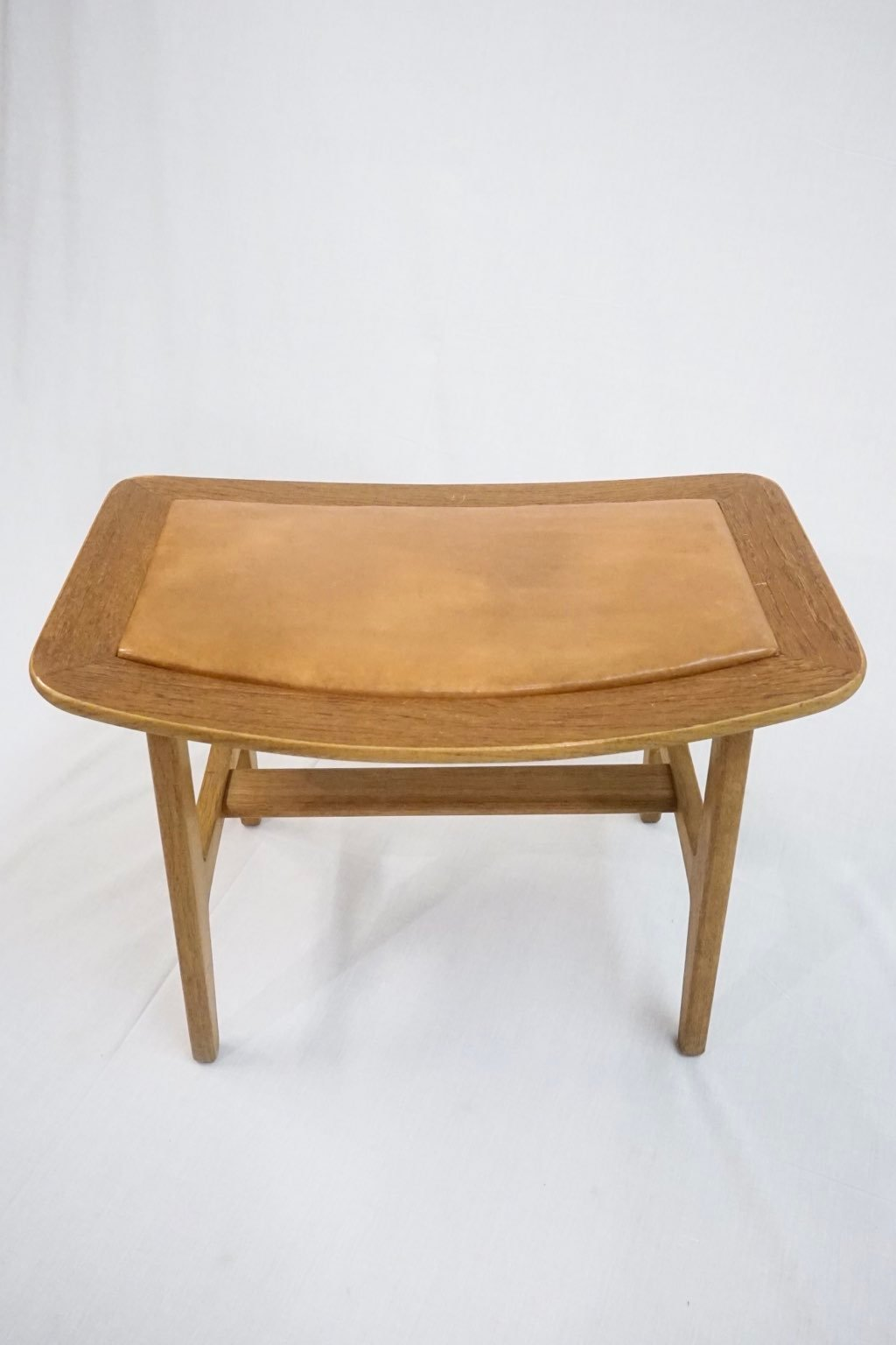 Stool in the manner of Hvidt & Mølgaard : Price upon request