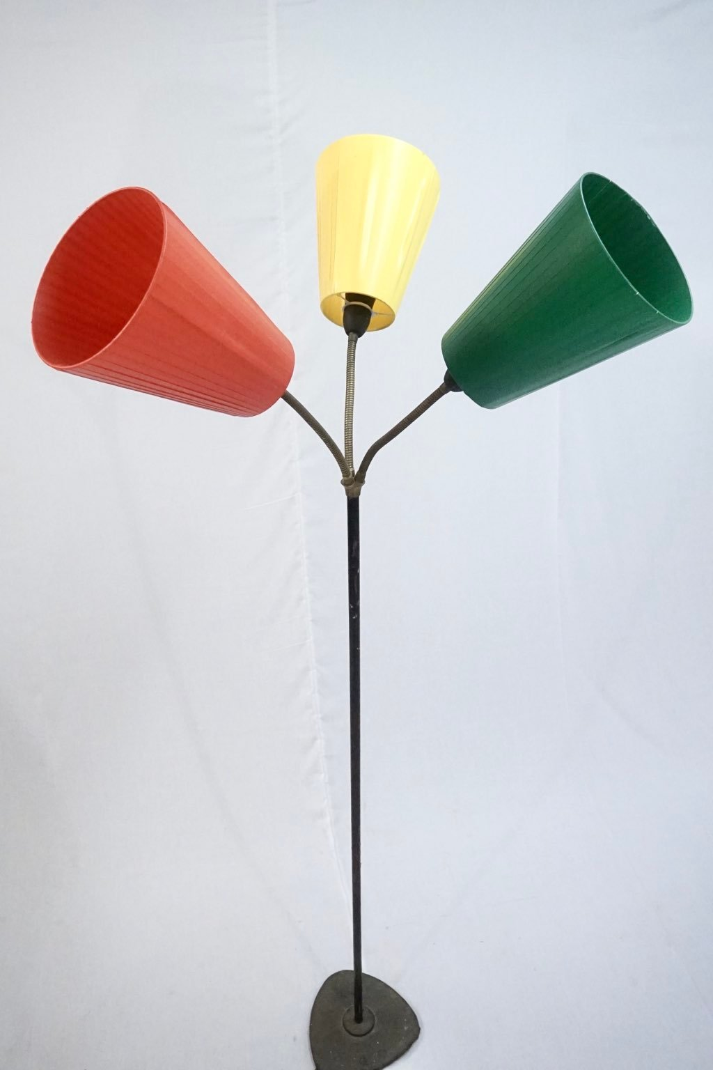 Danish traffic cone floor lamp by Laoni 1 : Price upon request