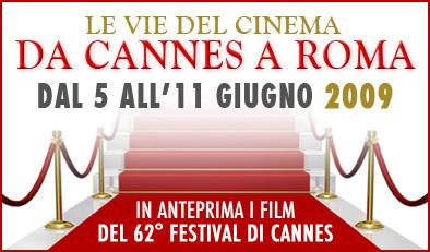 Le vie del cinema da Cannes a Roma - Locandina