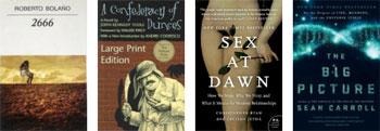 Best Reads, 2016