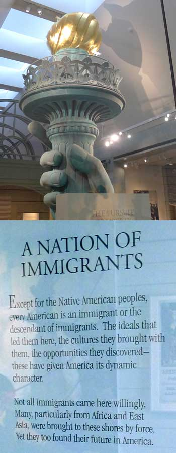 A Nation of Immigrants. from The Skirball