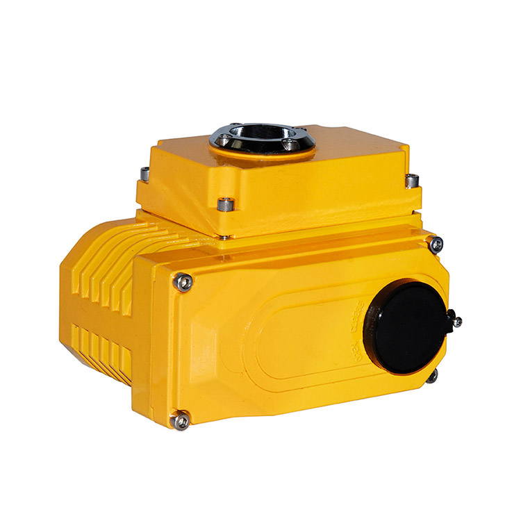 On/off Quarter Turn Electric Actuator - Pneumatic Actuator, Electric Actuator For Industrial Valve丨ROEWISH
