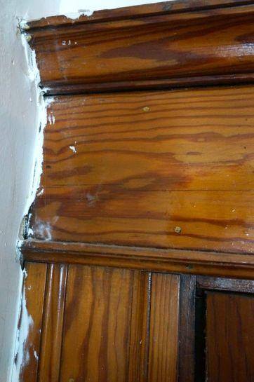 wood finish restoration - 1