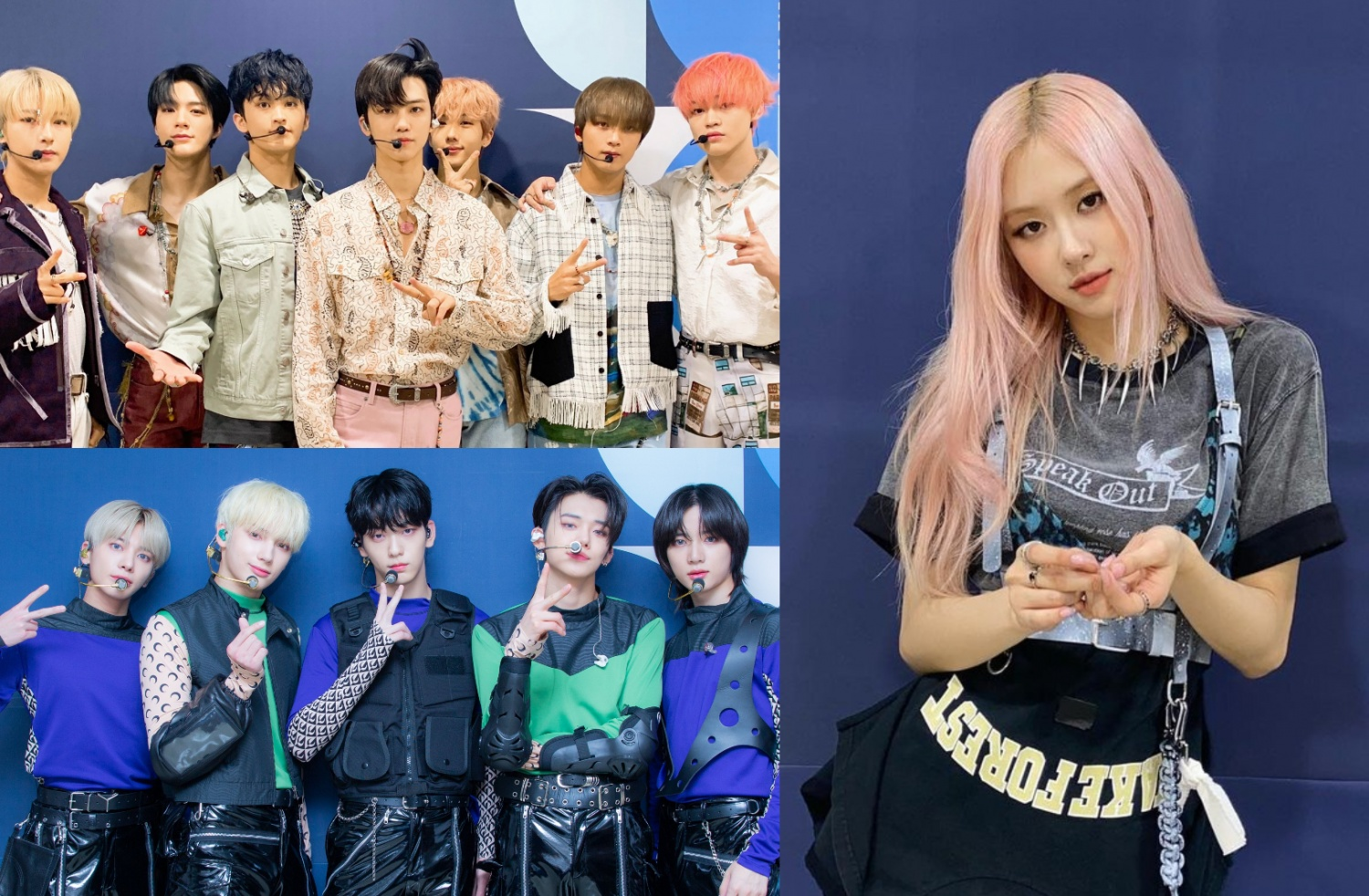 Gaon Chart Album Sales in the First Half of 2021