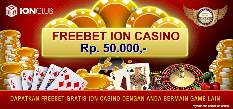 promo freebet ion casino